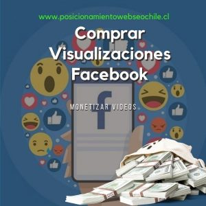 Comprar Visualizaciones Facebook