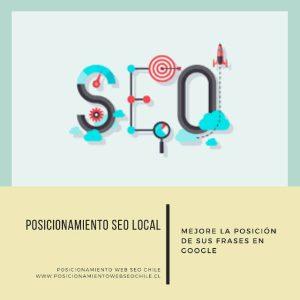 posicionamiento seo local