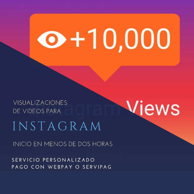 visualizacion videos instagram