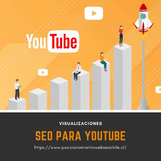 visualizaciones mundiales Youtube
