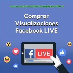 Comprar visitas Facebook live