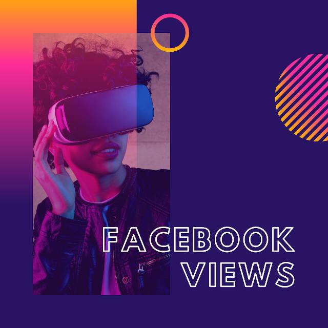 comprar views facebook