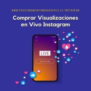 Comprar visitas para Instagram en Vivo