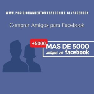 Comprar Amigos Facebook